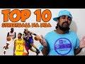 TOP 10 JOGADAS DE STREETBALL NA NBA