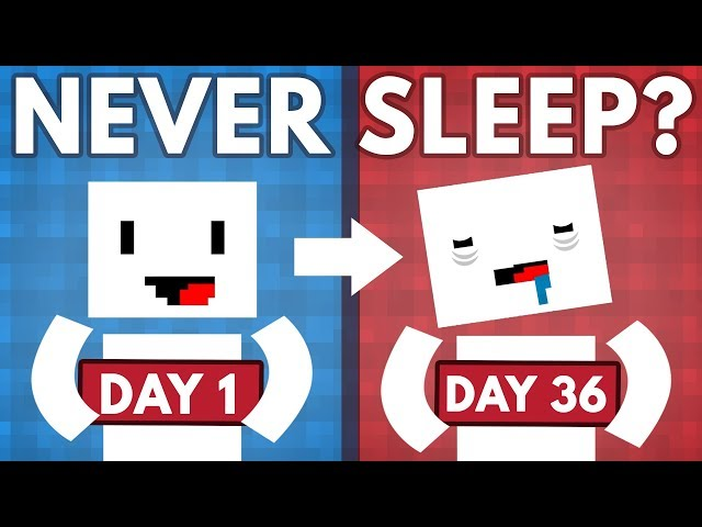 What If You Didnt Sleep For A Week? ft. TheOdd1sOut