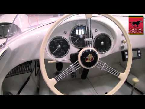 James Dean Porsche 550 Spyder - Part 3. Jay K owned.