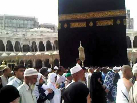 Himy Syed -- Umrah Day 10: Makkah-madinah Saudi Arabia, Sunday June 5 2011 video