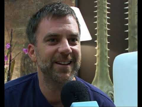 THERE WILL BE BLOOD - Day In The Life Of PTA  - Interview - Fall 2008
