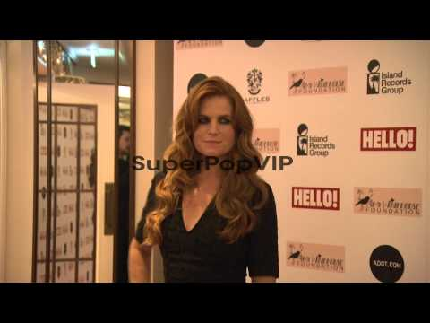 Patsy Palmer at Amy Winehouse Foundation Ball Arrivals at...