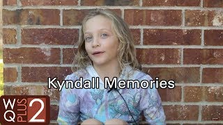 WQ+2 VLOG - Kyndall on memories from 2016