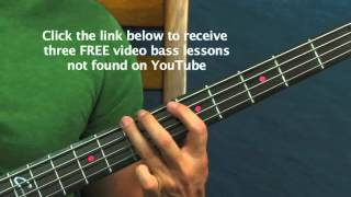 bass guitar songs lesson cocaine eric clapton