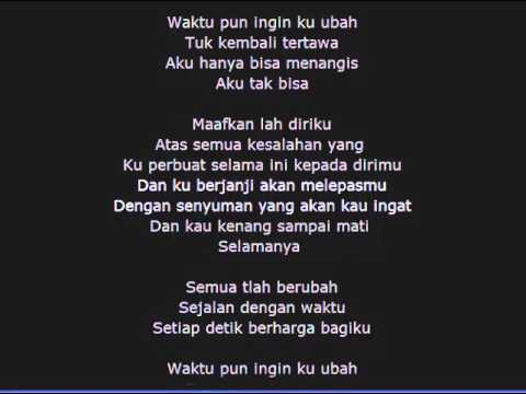 Remember Of Today - Pergi Hilang dan Lupakan (Lyric)