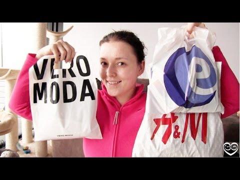 Shoplog – Etos, H&M, Vero Moda