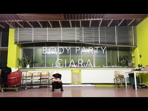 Body Party - Ciara / Jiyoung Youn Choreography Dance Cover by xHigh5