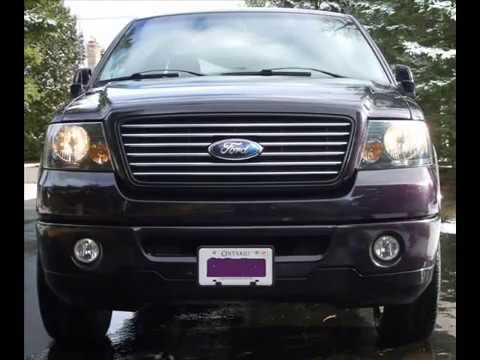 Ford F150 Harley Davidson pickup truck For Sale - 2007 (Ultra Classic