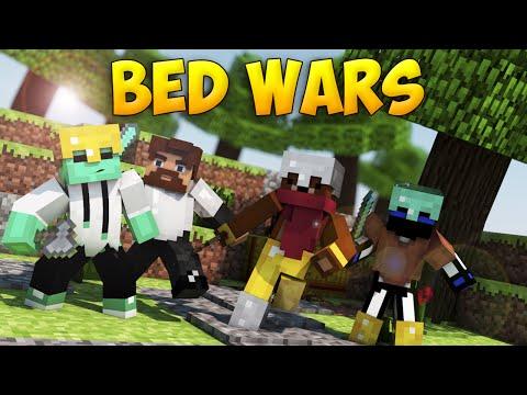 Minecraft BedWars #49 - НЕ РАЗУ НЕ УМЕР!!!