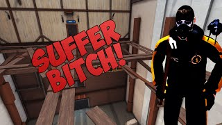-7 Ангар|SUFFER BITCH!