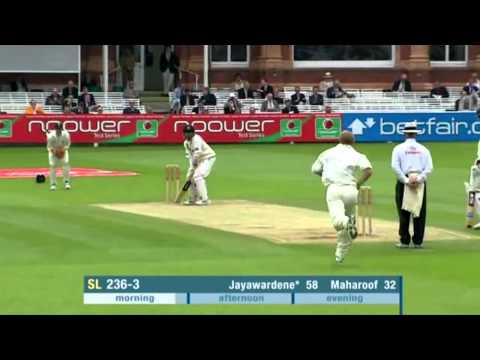 Mahela Jayawardene Century (119) vs ENG at Lords 2006