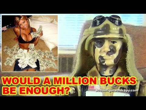 Million Dollar Blowjob Part 1 - Action Figure Therapy video