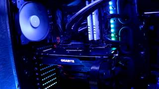 Ultimate Gaming PC for 2017 Time Lapse Build