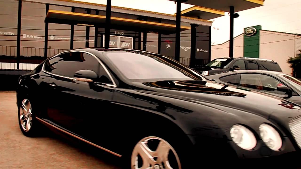 Luxury Car Rental Houston >> Why Platinum MotorCars? Luxury Car Rental in Dallas/Houston - YouTube