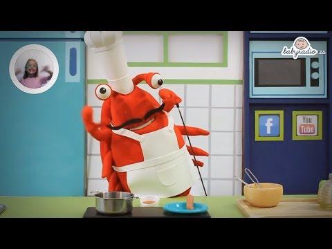 Recetas infantiles, Espaguetis con salchichas.