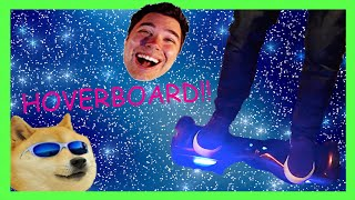 Swegway Hoverboard - Unboxing & Review