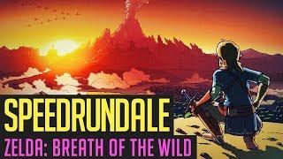 Zelda: Breath of the Wild (All Dungeons) von Thiefbug in 2:43:34 | Speedrundale