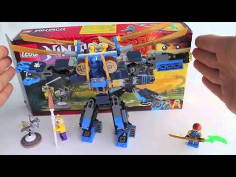 Lego Ninjago - 70754 Лего Ниндзяго Летающий робот Джея