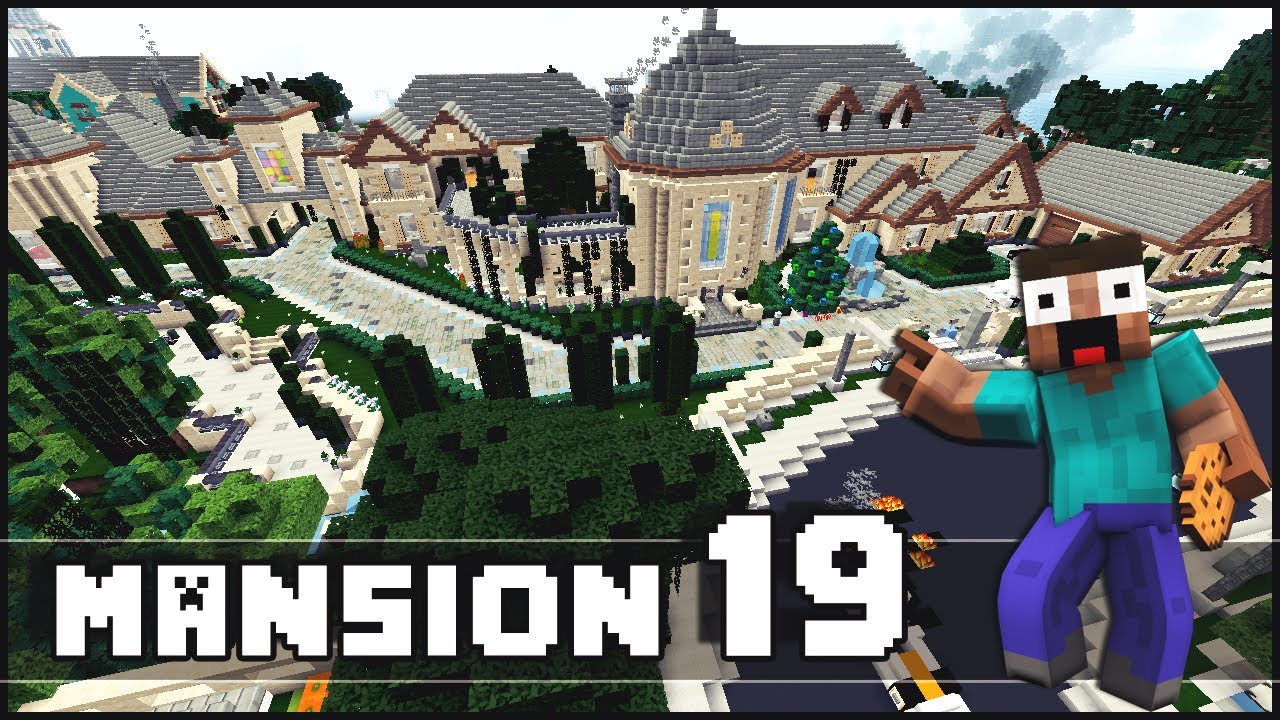 Epic Mansions Minecraft Epic Mansion 19