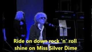 Watch Ian Hunter miss Silver Dime video