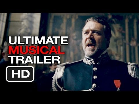 Les Misrables Ultimate Musical Trailer (2012) - Anne Hathaway, Hugh Jackman Movie HD