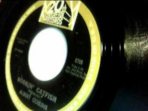 cookin' catfish - albert collins - 20th century fox 1968