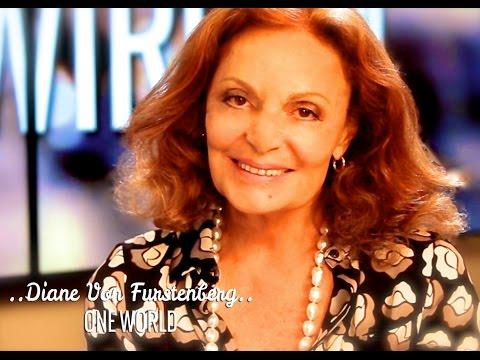 Diane von Furstenberg & Deepak Chopra | One World