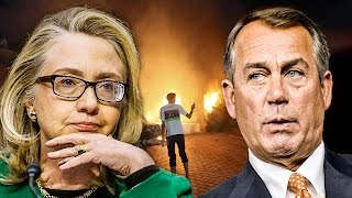 Republicans Still Won't Shut The Hell Up About Benghazi