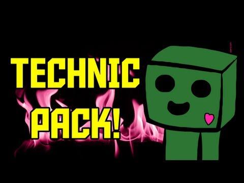 Knock Knock Knockin on your Frontdoor!!!!! Minecraft Technic Pack- Episode 22!