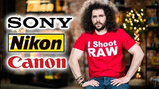 What Sony, Nikon & Canon NEED to do to SURVIVE! (Photography State of the Union)