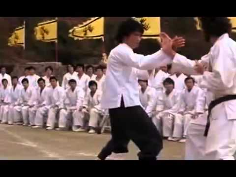 Bruce Lee vs Hoara