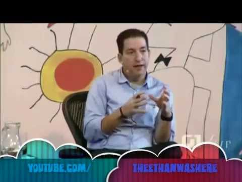 Glenn Greenwald & Charles Ferguson Discussion: Two Tiered Justice System (2014)
