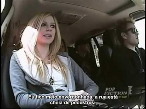 Avril Lavigne Pregnant ?? :) video