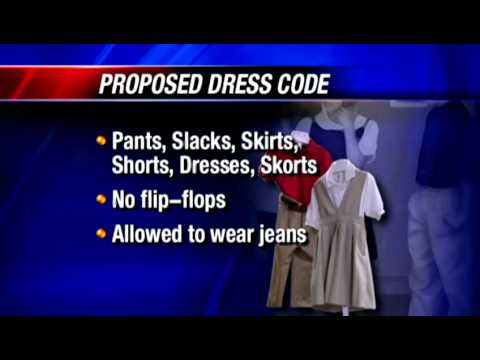 Oklahoma City Public Schools to discuss school uniforms
