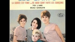 Les Gam's - De quoi sont faits les garçons (1964)