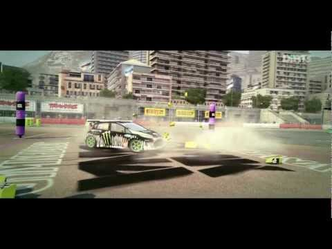 Dirt 3 Ford Fiesta GYM3 tribute