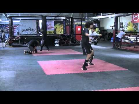 MMA Training Motivation Fight Academy Gym Pasadena Image 1