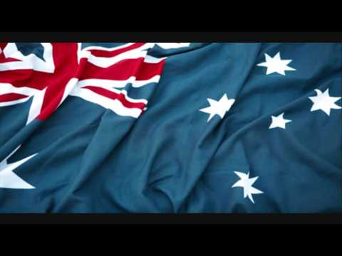 Australia National Anthem (with lyrics)