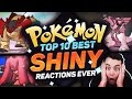 TOP 10 BEST SHINY POKEMON REACTIONS EVER! Best Pokemon Shiny Reactions w aDrive! Pokemon Sun Moon