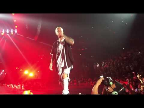 NEVER SAY NEVER - Justin Bieber & Jaden Smith LIVE at MSG 07/19/16