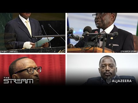 The Stream - In African countries, how much do term limits matter?