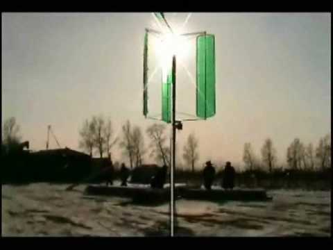 Vertical axis wind turbines. VAWT. wind generators