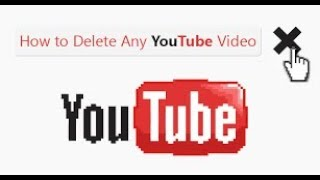 How to Delete a video from YouTube in Hindi | urdu ( YouTube Tips & Tricks in Hindi || urdu )