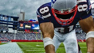 Madden 08 Career Mode - CALVIN JOHNSON GETS KNOCKED OUT! 2007 Patriots Ep. 3