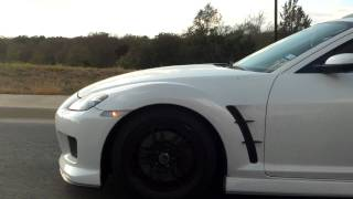 Rx8 Turbo vs Toyota Mr2