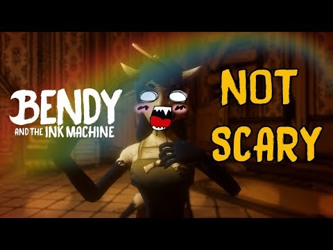 How to Make Bendy And The Ink Machine Not Scary (PART 10) *CHAPTER 4*