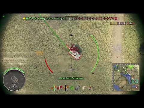 World of Tanks Xbox one S-51 1 Kill