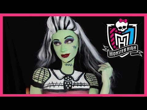 Frankie Stein   MONSTER HIGH colab c/Laura.Ale.Jackie