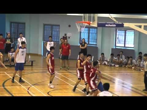 B Boys Bball Final 26 Apr 12 - Unity v Dunman Sec Q4