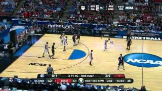 #2 Connecticut vs #3 San Diego State Ncaa Tournament Sweet 16 2011 (Full Game)